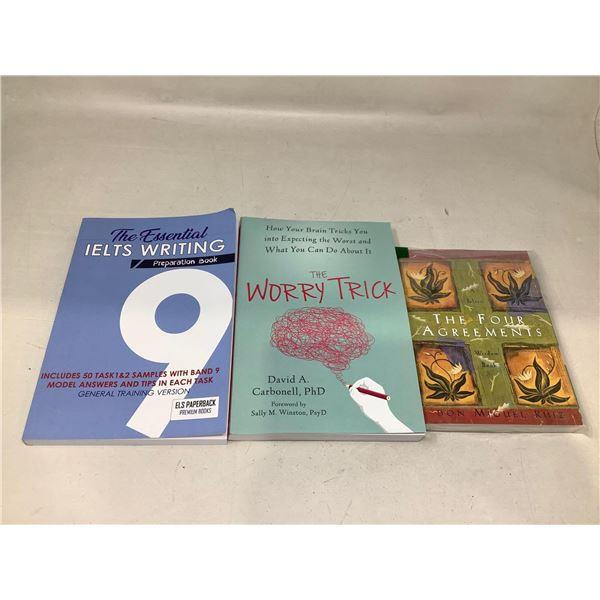 Lot Of 3 Books