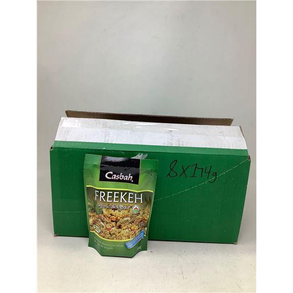 Casbah FreekehRoasted Green Wheat (8 X 174G)