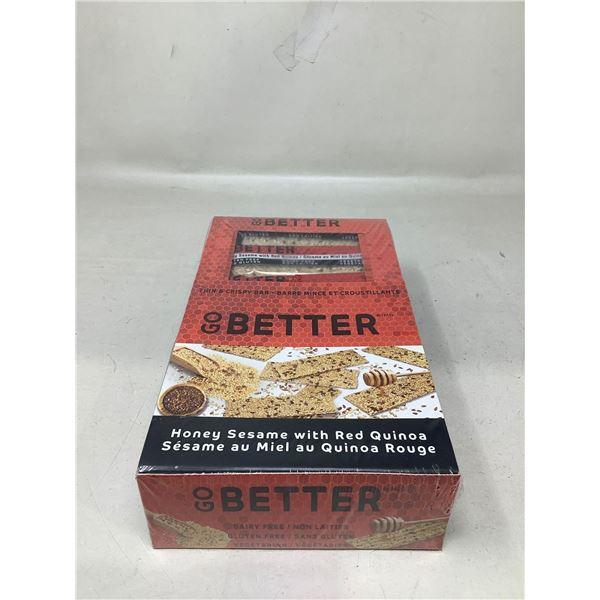 Go Better Honey Sesame With Red Quinoa (24 X 35G)