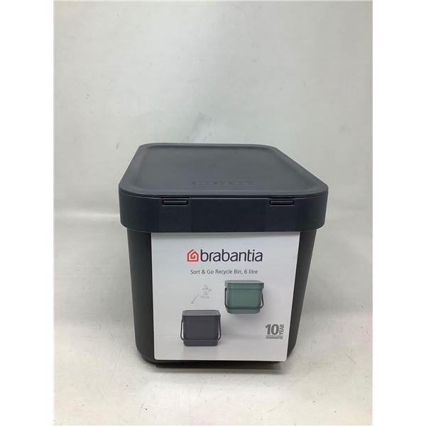 Brabantia Sort & Go Recycle Bin 6