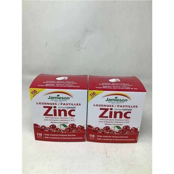 JamiesonZinc Lozenges (2 X 110 Lozenges)