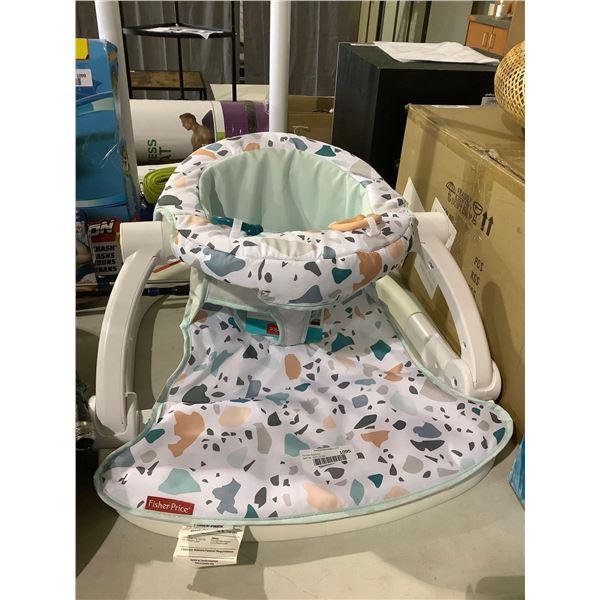 Fisher Price Sit-Me-Up Baby Floor Seat
