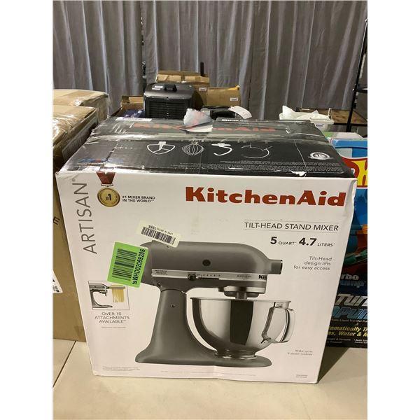 Kitchen Aid Tilt-Head Stand Mixer 5 Quart