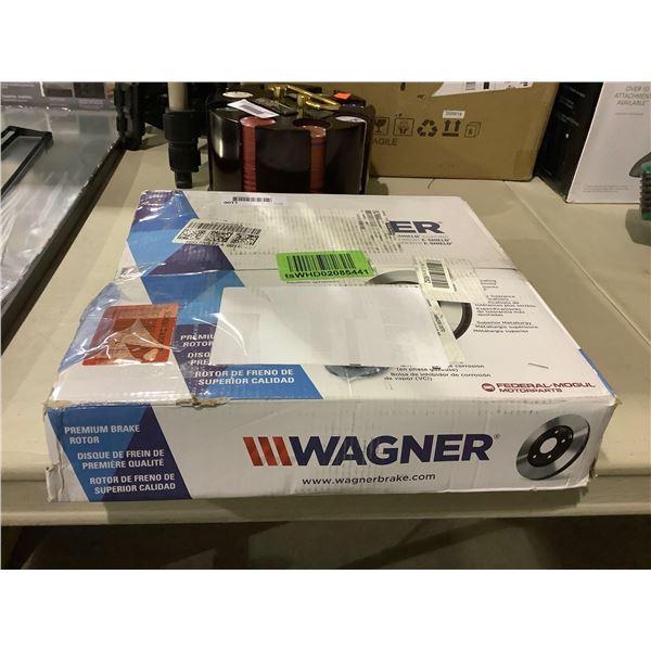 Wagner Premium Brake Rotor