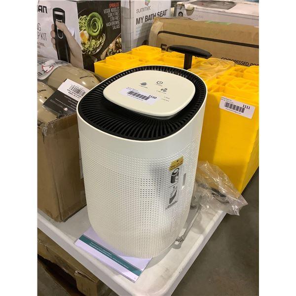 2-in-1 Dehumidifier & Air Purifier