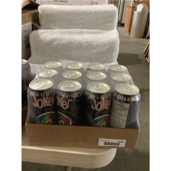 Case of Joker Energy Drink (12 x 473mL)