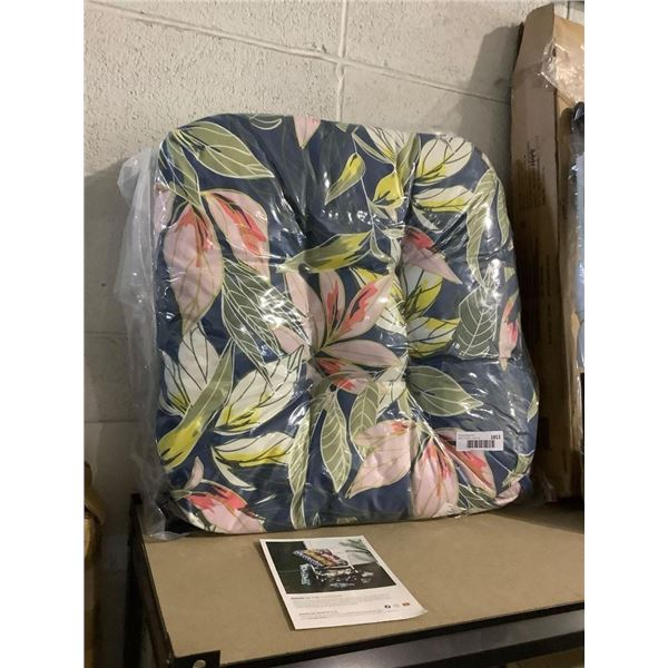 Vera Bradley Seat Cushion