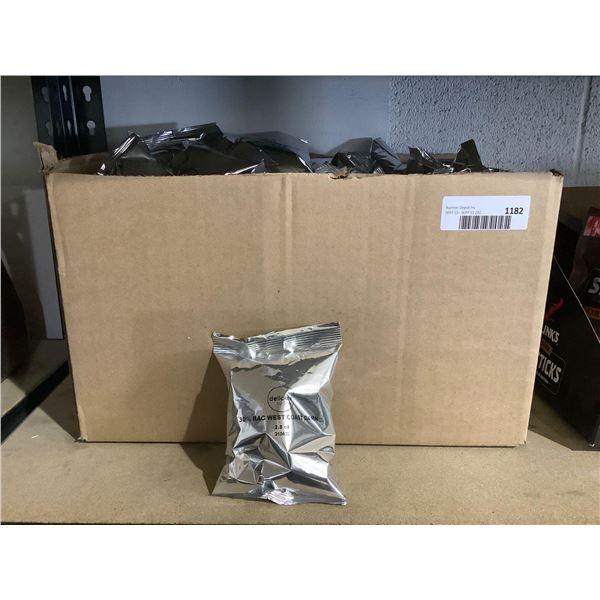 Case of Delicafe West Coast Dark Ground Coffee (64 x 2.5oz)