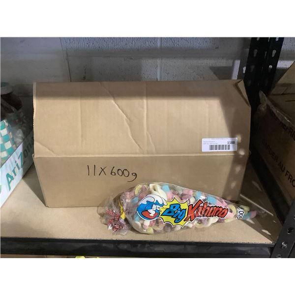 Case of Big Kahuna Candy (11 x 600g)