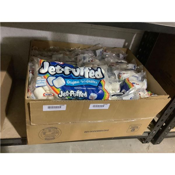 Case of Jet-Puffed Marshmallows (24 x 250g)