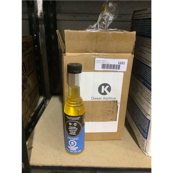 Case of Circle K Diesel Additive (6 x 177mL)