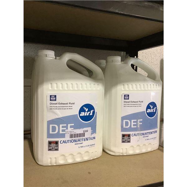 Yara Diesel Exhaust Fluid (4 x 3.785L)