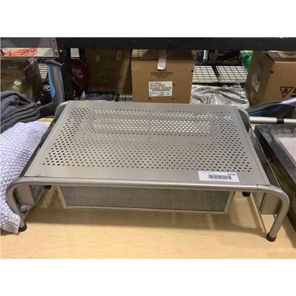 Metal Tabletop Organizer w/ Drawer