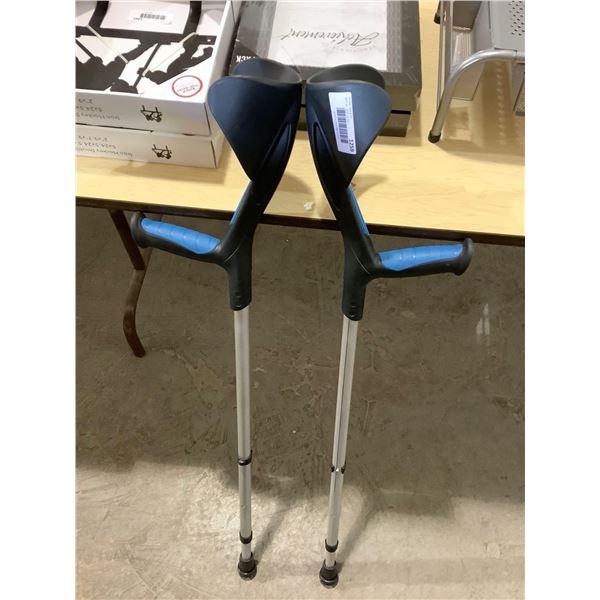 Lofstrand Crutches