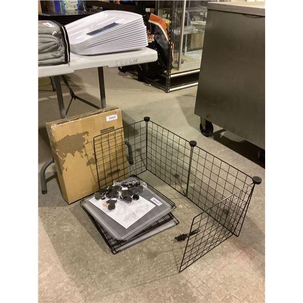 Homidec Small Pet Playpen (No Box)