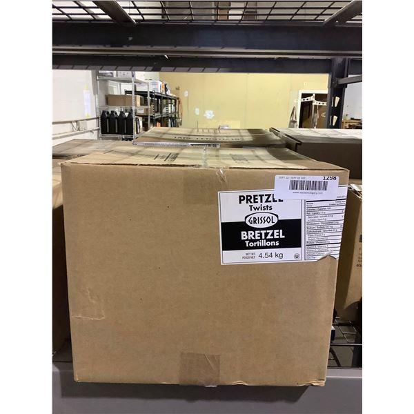 Case of Grissol Pretzel Twists (4.54kg)