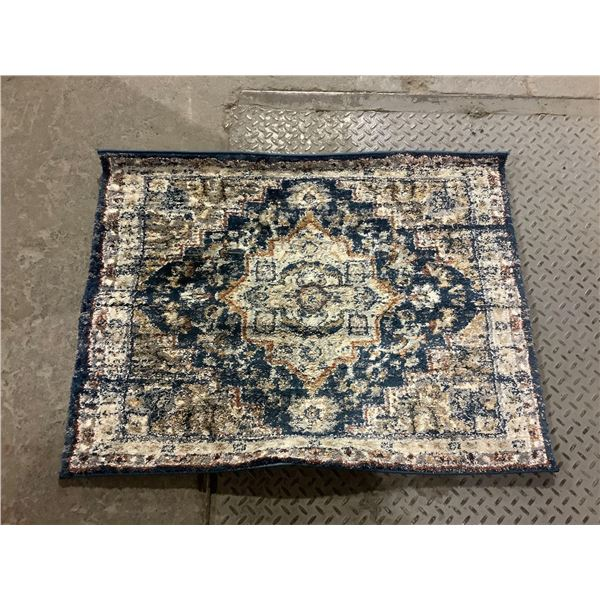 Bee & Willow Bedford Medallion Area Rug (3ft x 2ft 4in)