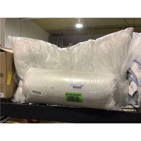 Luxury Soft Velvet Pillow 2-Pack