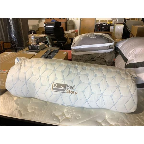 Bed Story Mattress Topper(37in x 71in)