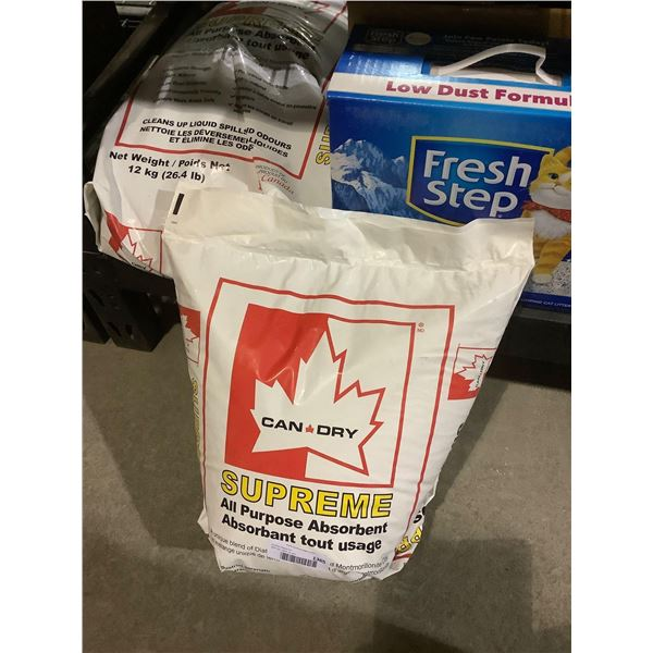 Can Dry Supreme All Purpose Absorbent (~ Approx 12kg)