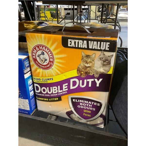 Arm & Hammer Double Duty Cat Litter (18kg)
