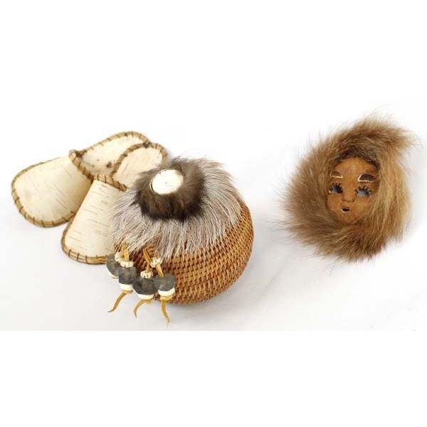 3 Native American Collectibles