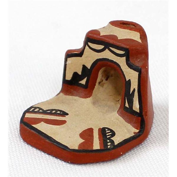 Jemez Miniature Pottery Horno by Yepa