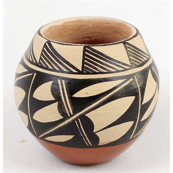 Jemez Miniature Pottery Bowl by Vangie Tafoya