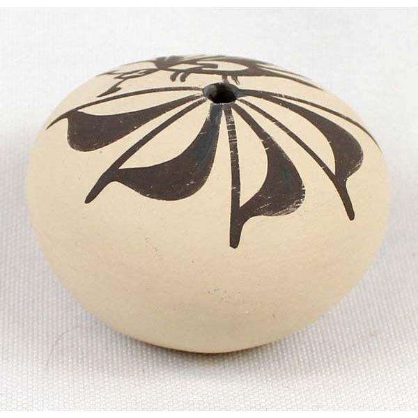 Jemez Pottery Seed Jar by B. Yepa