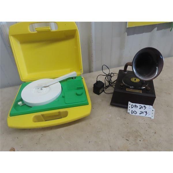 Daylin Bigband Record Player & Radio Styled Gramophone