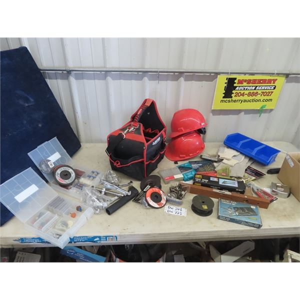 (DW) Dremel Accessories, Drill Bits, Gear Pullers Tube Bender, Wrench Set, Plus More!