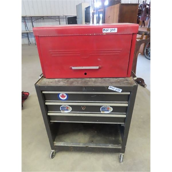 (MN) Top & Bottom Tool Cabinet