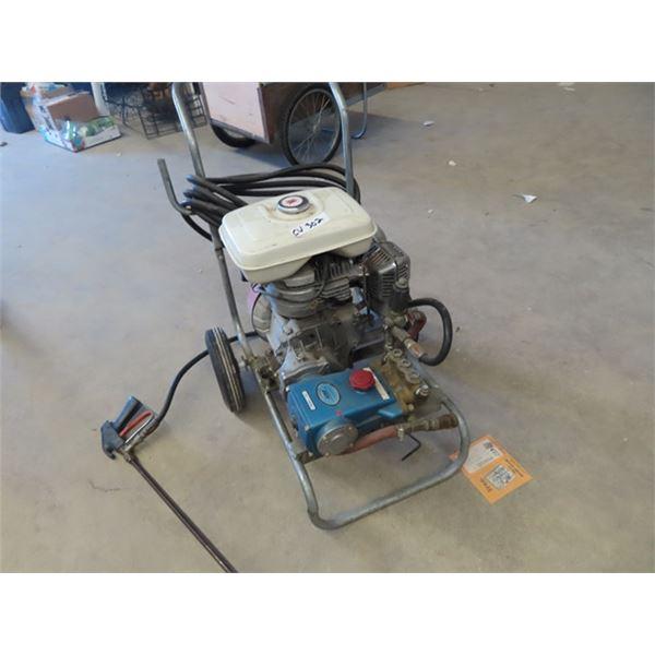 (CV) Honda G300 7 HP Gas Pressure Washer, CAT 34 Pump