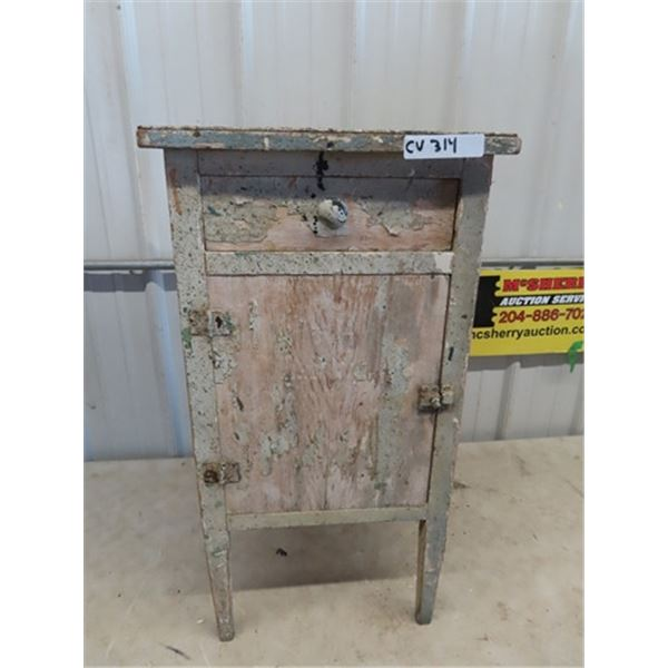 """(CV) Painted Cabinet 31"""" x 16"""" x 16"""""""