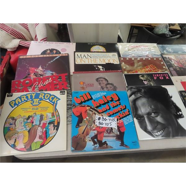 Approx 100 Records - Various Artists- Mainly Soft Rock