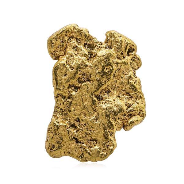 3.43 Gram Yukon Gold Nugget