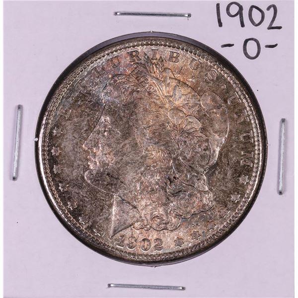 1902-O $1 Morgan Silver Dollar Coin Nice Toning