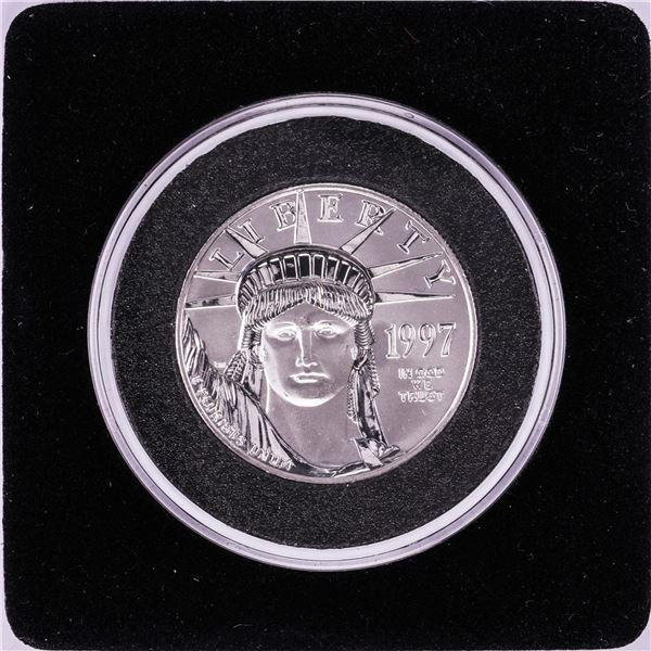 1997 $100 Platinum American Eagle Coin