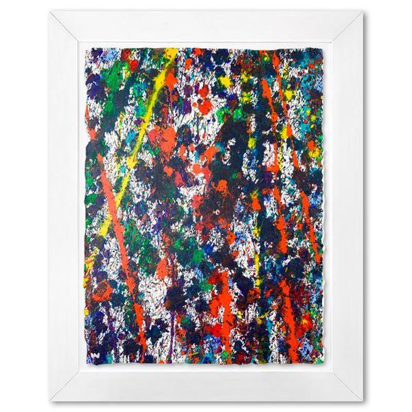 "Wyland ""Coral Reef 21"" Original Watercolor On Paper"