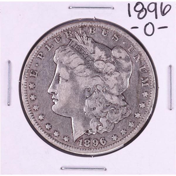 1896-O $1 Morgan Silver Dollar Coin