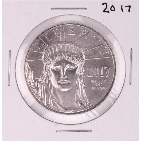 2017 $100 American Platinum Eagle Coin