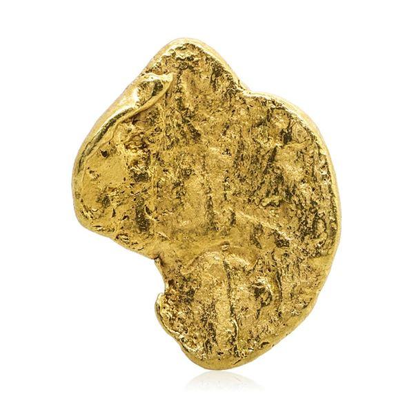 5.18 Gram Yukon Gold Nugget