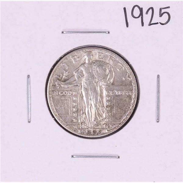 1925 Standing Liberty Quarter Coin