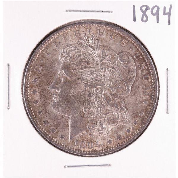 1894 $1 Morgan Silver Dollar Coin