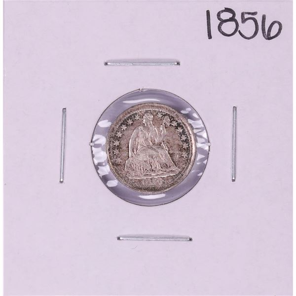 1856 Seated Liberty Half Dime Coin