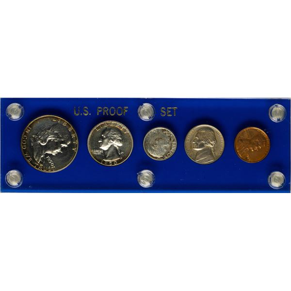 1950 (5) Coin Proof Set