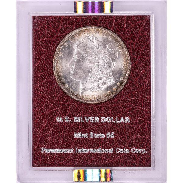 Paramount 1900-O $1 Morgan Silver Dollar Coin NGC MS64