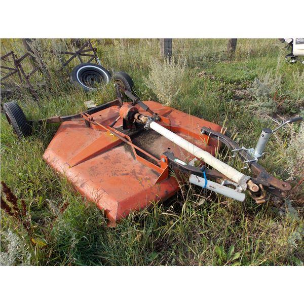 """flatdeck PTO Drive Mower 60"""" Width"""
