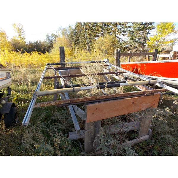 """Truck Mounted Boat Launch Frame 72"""" W x120"""" L"""