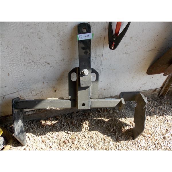 Reese Hitch Assembly